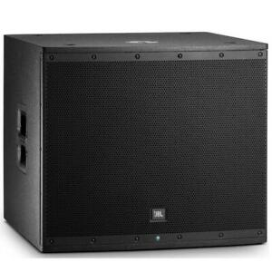 JBL Powered speaker EON618S 18-inch Self Powered Subwoofer Great for DJ Band Stage setup, PA Bars
