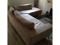 REDUCED corner sofa for sale