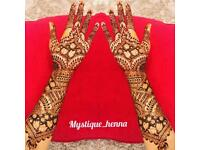Professional henna artist (BRIDAL AND PARTY BOOKINGS) We Travel.