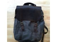 Vintage Leather Backpack - Hardly used