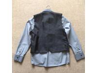 Shirt and waistcoat