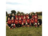 Women's Rugby - NEW YEAR, NEW YOU