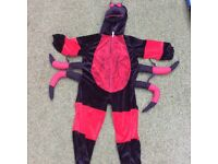 Spider outfit