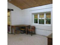 5 legged antique pine corner desk craftsmen made £130