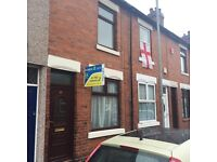 LET BY - WOODWARD STREET - STOKE ON TRENT - NO DEPOSITS - LOW RENT - DSS ACCEPTED