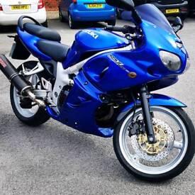 SV650s Suzuki 01
