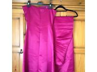 Bridesmaid dresses size 10 size12
