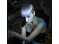 Haringtons Award winning salon looking for models for senior training