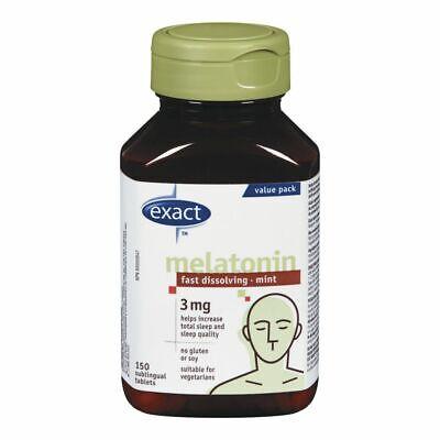 Sleeping Pills Sleep Aid 3mg x 150 tablets- High Strength- Sealed - UK