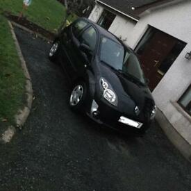 Renault twingo 1.2 low road tax £20 low miles