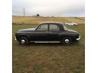 Rover P4 80 1961