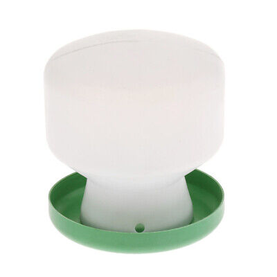 Automatic Plastic Food Feeder Waterer for Bird Poultry Chicks Pigeons