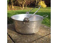 Aluminium Jam Making Pot