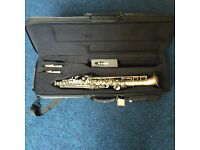 P Mauriat PMSS-601DK - Arc Soprano Sax - Vintage Lacquer - Ex Demo