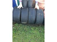 """4 x 19"""" Winter Tyres ROTALA 235/35R19 Ice Plus from Golf R"""