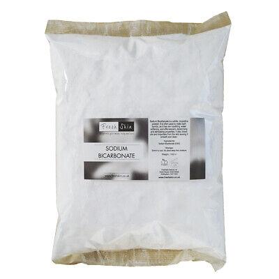 2kg Sodium Bicarbonate of Soda (2 x 1kg) - 100% BP/Food Grade - Cheapest on eBay