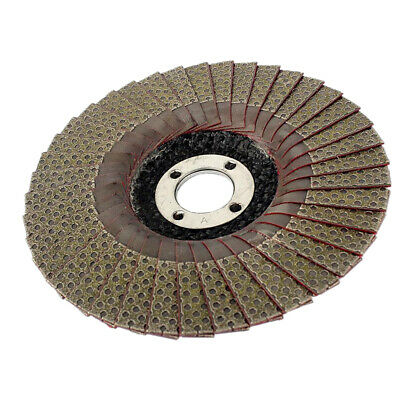 Flap Disc Grinding Sanding Disc For Granite Concrete Grit 60120200400