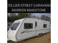 2007 2 fixed single beds 4 berth Motor movers ace supreme superstar