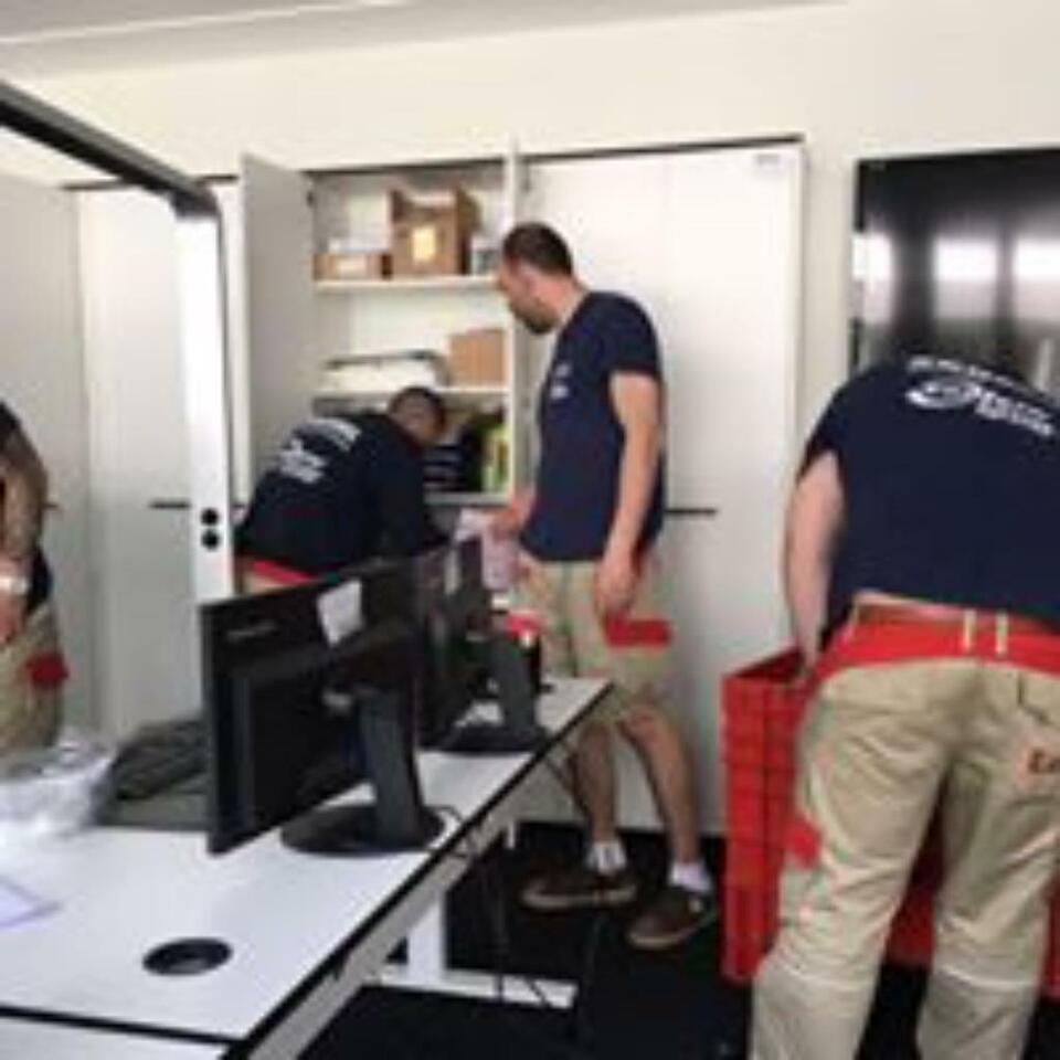 Ausbildung FMKU Fachkraft Möbel- Küchen- Umzugsservice (m/w/d) in