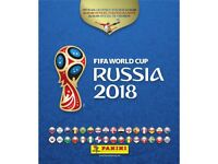 Panini 2018 FIFA World Cup Russia 2018 Sticker Swaps