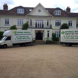 Polish Man and van. Professional Removal Service.