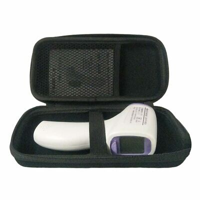 Padded Waterproof Shockproof Case For Thermometer Non Contact Ear Forehead