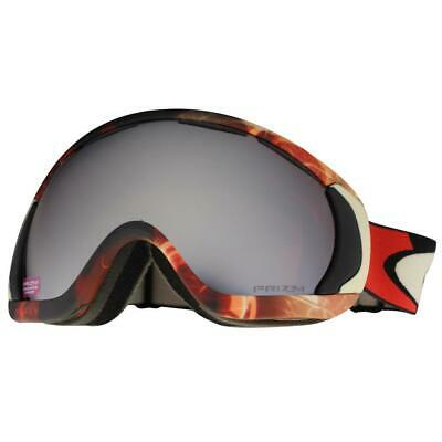 Oakley OO 7047-07 Canopy Torstein Horgmo Nexus Prizm Black Snow Ski Goggles .