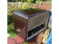 Old GEC Bakelite radio