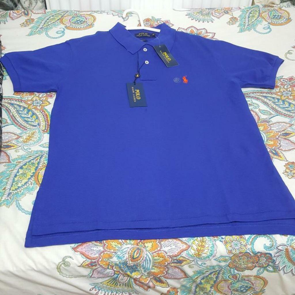Genuine Ralph Lauren Polo Shirts