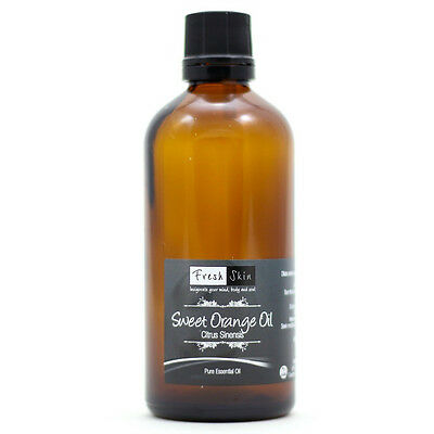 100ml Sweet Orange Pure Essential Oil