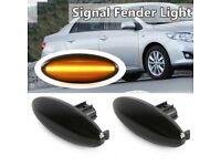 NEW Car Indicator Light Side Wing Blinker Toyota Yaris Auris Corolla Mini Cooper RAV4