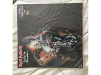 Iron Maiden Infinite Dreams Cut to Shape Picture Disc