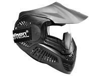 Valken Annex MI-7 Airsoft Paintball Mask Green Deluxe Spec Goggle