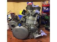 Suzuki ltr 450 engine