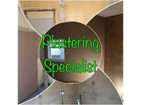 Plasterer and roughcaster