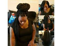 AFRO CARIBBEAN & EUROPEAN HAIRDRESSER AND BEAUTICIAN
