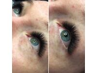 Eyelash Extensions Russian Volume and Classic