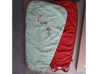 2x sleeping bag aged 18-36 months