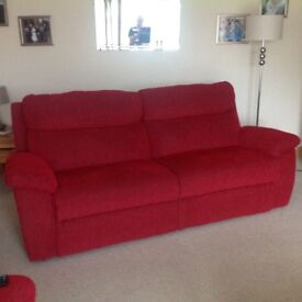 2 and three seater sofas