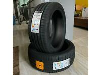 2 x Continental ContiSportContact 5 225/40 r18 MO Mercedes Branded Brand New Tyres 225 40 18 XL 92 Y