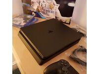 BRAND NEW PS4 SLIM PLAYSTATION 4 SLIM + FIFA18