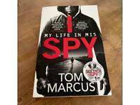 I spy by Tom marcus