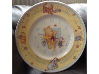 Royal Doulton Winnie the Pooh clock