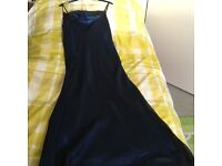 Beautiful long dress size small 14 for evening or prom