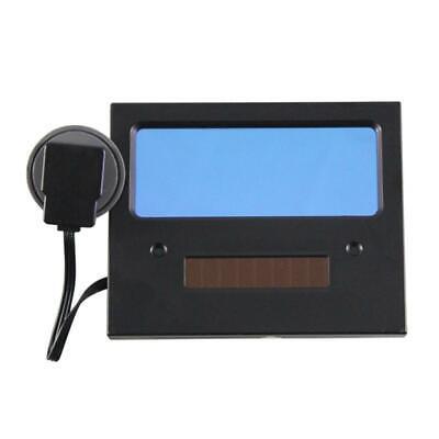 Batteries Adjustable Lcd Automation Solar Auto Darkening Welding Helmet Lens