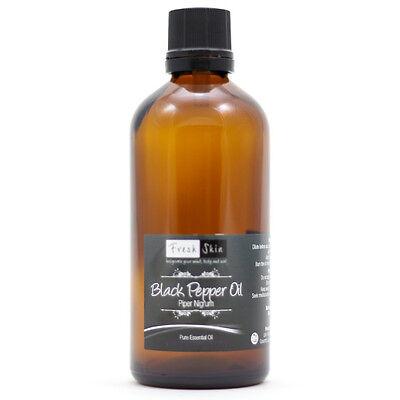 50ml Black Pepper Pure Essential Oil