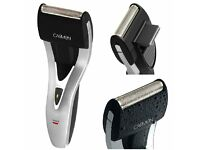 Cordless Shaver With Trimmer