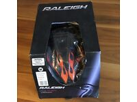 Raleigh Rouge Boys Bike Helmet (KIDS MEDIUM)