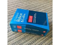 Le Grand Robert Collins - English to French and French to English Dictionaries