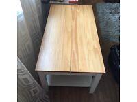 Coffee Table £15